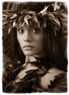 Maui Hula dancer
