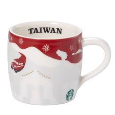 STARBUCKS 3OZ Cloud Espresso Cup Group Taiwan Limited Edition Free Shipping
