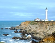Point Arena Lighthouse - Highway 1