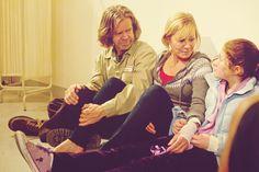 Frank, Monica and Debbie