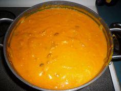 Blue Hubbard Squash Soup Hubbard Squash Recipes, Blue Hubbard Squash, Veggie Recipes, Fall Recipes, Snack Recipes, Snacks, Bountiful Baskets, Squash Soup, Savoury Dishes