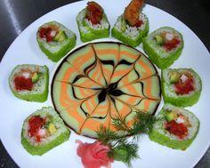 Ocean Roll #sushi