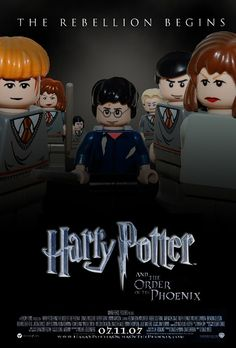 Harry Potter and Lego - Two Great Things That Go Great Together