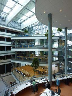 Faculty of Science, David de Wied building, Utrecht University - AHH