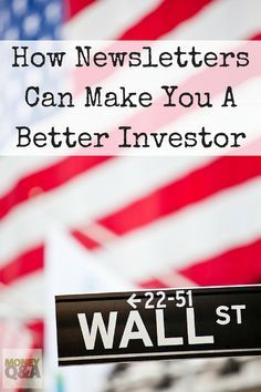Investing newsletters are a great resource for investors to help you find individual stocks to invest in and become a better fundamental and technical trader.