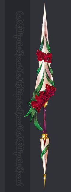 -FloralStone- 3/12 -GLADIOLUS- by EllipticAdopts.deviantart.com on @DeviantArt