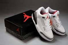 Retro Air Jordan III(3) Women-013