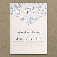 All Entwined - Invitation - Ecru    | 40% OFF  |  http://mediaplus.carlsoncraft.com/Wedding/Wedding-Invitations/3283-LL36027EC-All-Entwined--Invitation--Ecru.pro