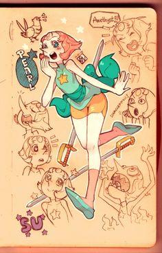 Steven Universe Character Quiz: I got Pearl