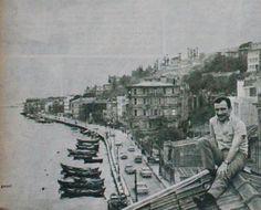 Tuncel Kurtiz (1960lar, Armavutköy) #istanbul #istanlook