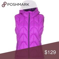 Outdoor Research Purple Vest Sleeveless Size S Purple Vests, Outdoor Research, Outdoor Woman, Hand Warmers, Ultra Violet, Insulation, Fashion Tips, Fashion Design, Fashion Trends