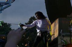 Rock photography: Alice Cooper, Ryan Roxie, Tommy Henriksen & Hurricane Nita Gröna Lundissa, värikuvina