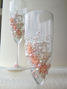 Popular items for blush pink on Etsy