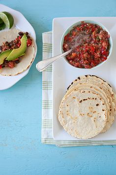 Corn Tortillas from Scratch | Annie's Eats