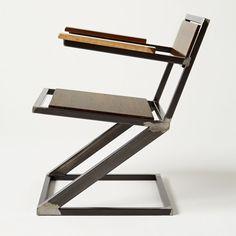 Custom Made Miterz Reading Chair