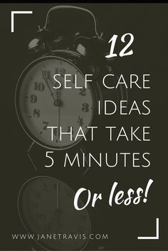 I think most of us find this hard. Too busy for self care? Here are 12 self care ideas that take just 5 minutes or less, take a look Self Care Activities, Destress, Health And Wellbeing, Mental Health, Care Quotes, Smile Quotes, Quotes Quotes, Love Tips, Self Improvement Tips