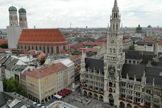 Um roteiro de cinco dias em Munique, na Alemanha Francini Ledur/Arquivo Pessoal