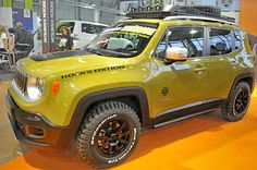 Jeep Renegade Offrad Tuning