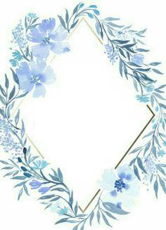 Etiquetas Flower Backgrounds, Wallpaper Backgrounds, Iphone Wallpaper, Baby Blue Wallpaper, Wedding Cards, Wedding Invitations, Invitation Background, Blue Wallpapers, Arte Floral