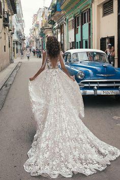 Courtesy of Julie Vino Wedding Dresses; Wedding dress idea.