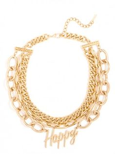 In case you can't afford the $1200 Lanvin version…here's one from BaubleBar (and it's only $40)