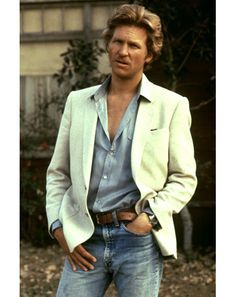 JEFF BRIDGES (Son of Lloyd Bridges and brother to Beau Bridges - all actors) played in Starman, Blown Away, White Squall, Big Lebowski, True Grit, Iron Man, Sea Biscuit, Thunderbolt and Lightfoot, K-Pax, Mirror Has Two Faces, Against All Odds, The Fabulous Baker Boys among many more.