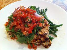 BellaBrava's Make a Wish Dish (coming in November): Chicken Giardino