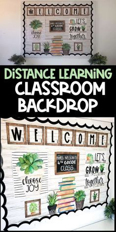 Online Classroom, New Classroom, Classroom Design, Classroom Themes, Classroom Organization, Classroom Decoration Ideas, Classroom Wall Quotes, Space Classroom, Teaching Themes