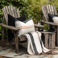 Putetrekk ull ruter, Beige Sofa, Beige, Throw Pillows, Interior, Products, Settee, Toss Pillows, Cushions, Indoor