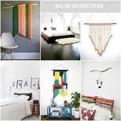 Wall Art Galore. Which One is Your Favorite