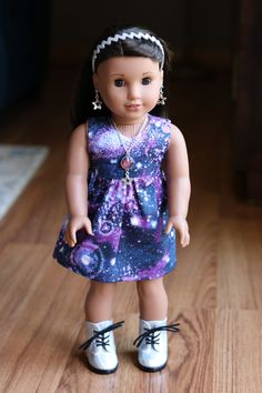 American Girl Doll Julie, American Girl Doll Pictures, American Girl Crafts, American Girl Clothes, Penny Skateboard, Angel Bear, Life Space, American Girl Accessories, Our Generation Dolls