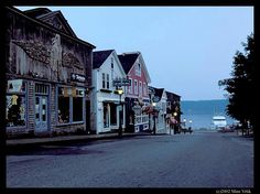 Bar Harbor, Maine... i want to visit NOW