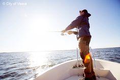 Fishing @ Kvarken archipelago, Photographer Katja Lösönen www.visitvaasa.fi,