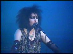 Siouxsie & Banshees Nocturne Royal Albert Hall 83