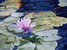 """On the Pond"" by Bobbi Price"