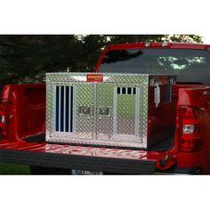 Dog Box Waterfowl Dog Combo I - Small Truck