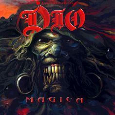 DIO - Magica (animated cover artwork GIF) #dio #magica #ronniejamesdio #heavymetal #truemetal #powermetal #metal #rock #metalhead #metalheads #threshmetal #blacksabbath #rainbow #animatedcovers #gifcovers #gif #gifs
