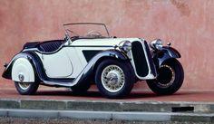 BMW 315/1, el primer Roadster de Bayerische Motoren Werke