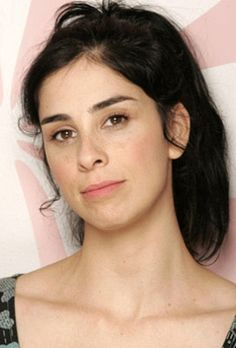 Sarah Silverman...I feel like we are sisters somehow