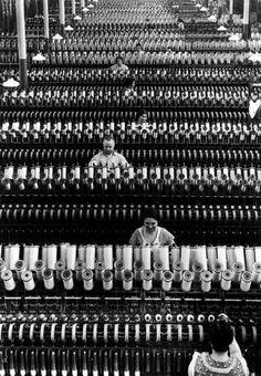 American Woolen Co.  bourke-white 1935