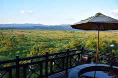 Four Seasons Tented Camp Chiang Rai View