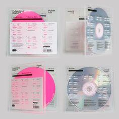 Pulver Records / Stapelberg&Fritz / 2003 Cd Design, Album Cover Design, Layout Design, Cd Packaging, Packaging Design, Branding Design, Music Album Covers, Vinyl Cover, Grafik Design