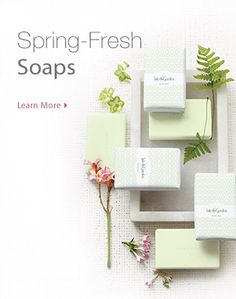 Mary Kay Spring Soaps!!! Feel Fresh and clean with Mary Kay! www.marykay.com/kaseyedwards