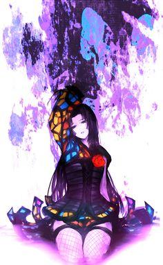 Tags: Anime, Fanart, Sengoku Basara, Pixiv, Oichi (Sengoku Basara)
