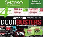 Shopko Black Friday Ad Leaked - http://yeswecoupon.com/shopko-black-friday-ad-leaked/?Pinterest