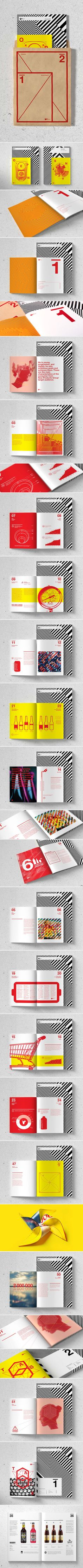 2-in-1 Annual Report & Presenter by Dima Tsapko