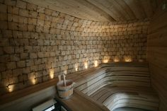 Sauna by KWS Wall Lights, Spa, Wellness, Lighting, Home Decor, Appliques, Decoration Home, Room Decor, Lights