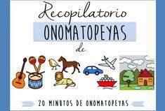 maestrosdeaudicionylenguaje.com Recopilatorio onomatopeyas