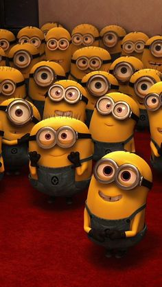 Check out all the awesome minions gifs on WiffleGif. Including all the despicable me gifs, minion gifs, and screaming gifs. Amor Minions, Cute Minions, Minions Despicable Me, Minions Quotes, Minions 2014, Funny Minion, Minions Pics, Minion Photos, Happy Minions