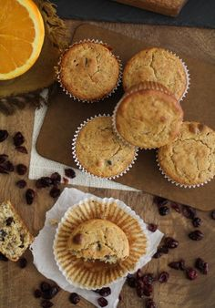 Add a little something special to your morning breakfast with these Cranberry Orange Muffins. This recipe is just what you need to start your day!